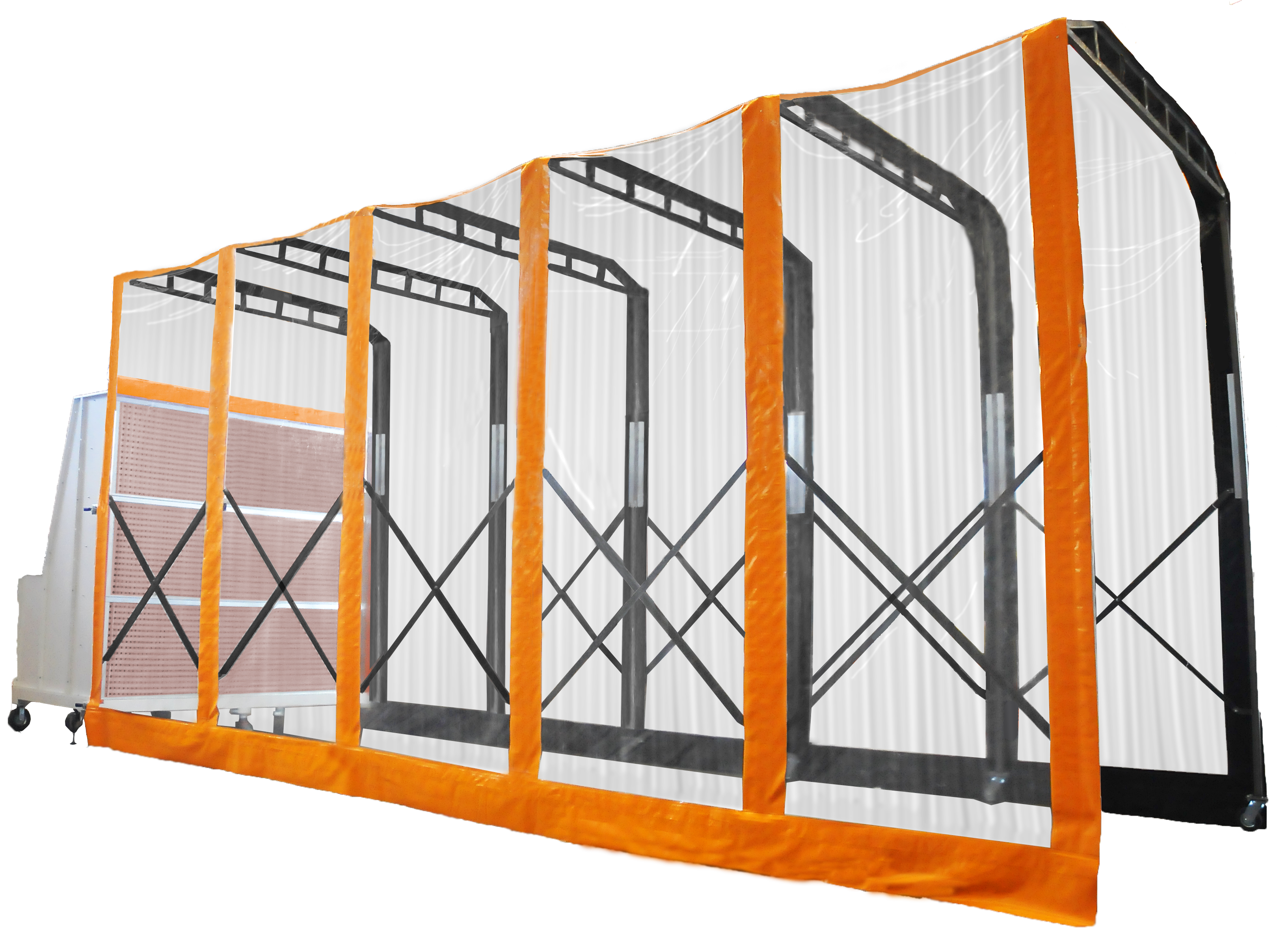 Conheça a cabine que se adapta em diversos ambientes
